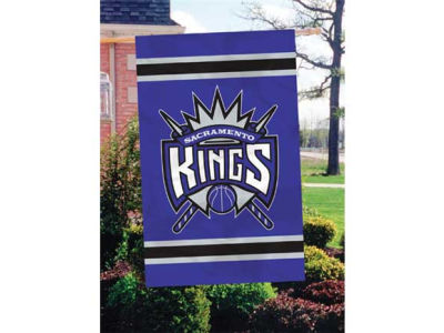 Sacramento Kings Applique House Flag