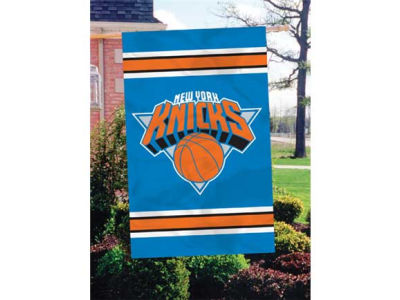New York Knicks Applique House Flag