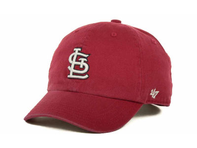St. Louis Cardinals '47 MLB Kids '47 CLEAN UP Cap