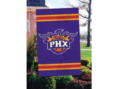 Phoenix Suns Applique House Flag