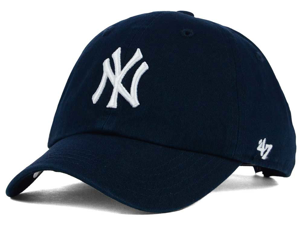 New York Yankees  47 MLB Kids  47 CLEAN UP Cap   lids.com 10540dec8f