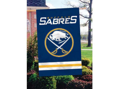 Buffalo Sabres Applique House Flag