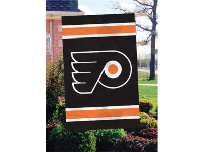 Philadelphia Flyers Applique House Flag