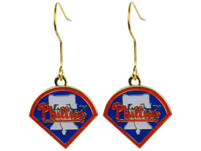 Philadelphia Phillies Logo Earrings