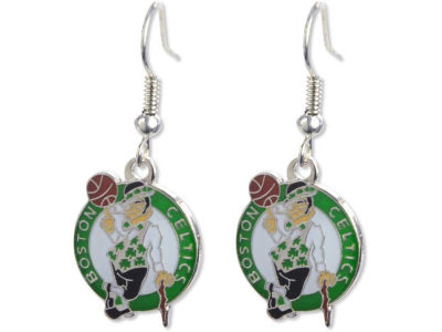 Boston Celtics Logo Earrings