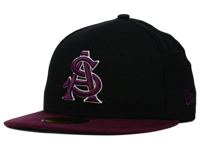 Arizona State Sun Devils New Era NCAA 2 Tone 59FIFTY Cap