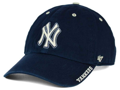 New York Yankees '47 MLB Ice '47 CLEAN UP Cap
