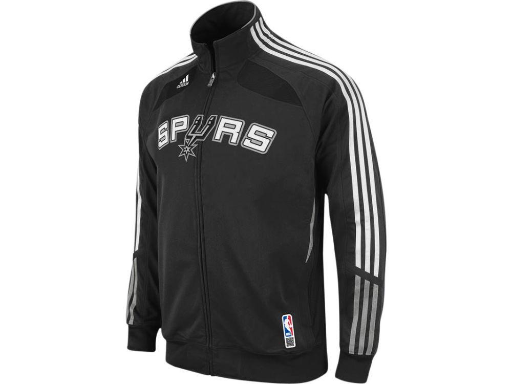 7601d87b1 San Antonio Spurs adidas NBA Warm Up Jacket