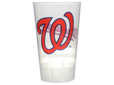 Washington Nationals Single Plastic Tumbler