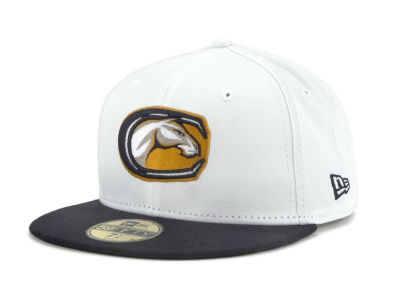 UC Davis Aggies New Era NCAA White 2 Tone 59FIFTY Cap