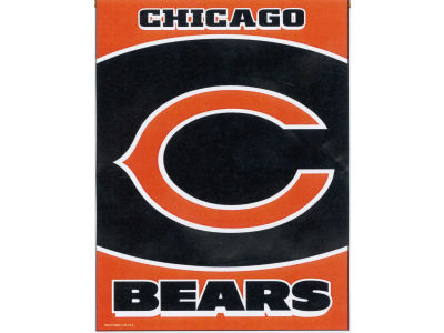 Chicago Bears 27X37 Vertical Flag