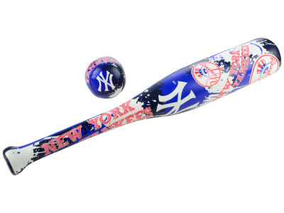 New York Yankees Mini Bat And Ball Set