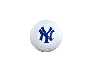 New York Yankees Single Golf Ball