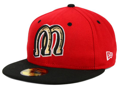 Billings Mustangs New Era MiLB AC 59FIFTY Cap