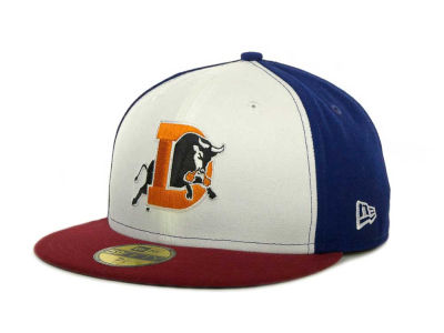 Durham Bulls New Era MiLB AC 59FIFTY Cap