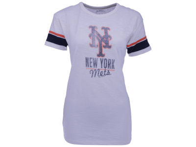 New York Mets MLB Women's Safety T-Shirt