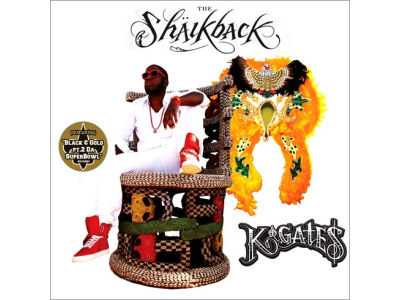 Music CD-The Shaikback