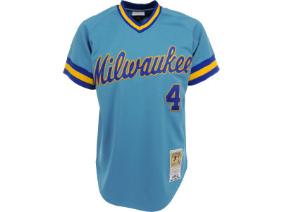 Milwaukee Brewers adidas MLB Men's Authentic Jersey