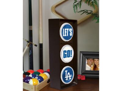 Los Angeles Dodgers Flashing Lets Go Light