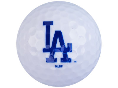 Los Angeles Dodgers MLB Golf Ball Logo