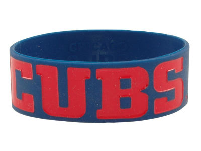 Chicago Cubs Bulk Bandz XL Wordmark