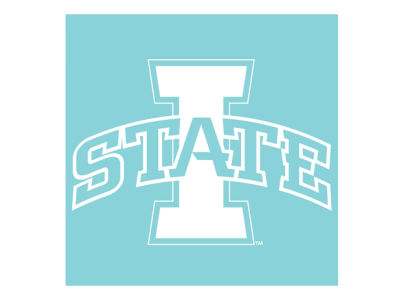 "Iowa State Cyclones Die Cut Decal 8""x8"""
