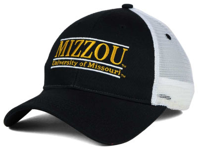 Missouri Tigers The Game NCAA Mesh Bar Cap