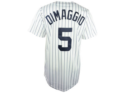 New York Yankees Joe Dimaggio Majestic MLB Men's Cooperstown Fan Replica Jersey