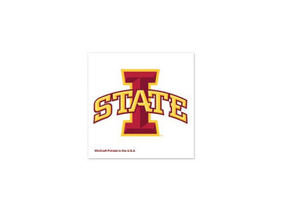 Iowa State Cyclones Tattoo 4-pack