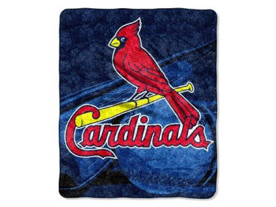St. Louis Cardinals 50x60in Sherpa Throw