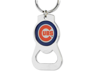 Chicago Cubs Aminco Bottle Opener Keychain