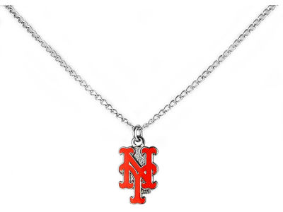 New York Mets Team Logo Necklace Aminco