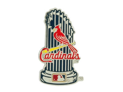 St. Louis Cardinals Trophy Pin