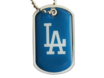 Los Angeles Dodgers MLB Dog Tag