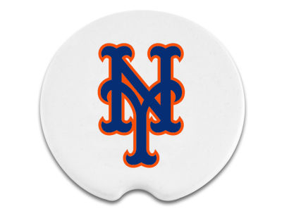 New York Mets 2 Pack Car Coasters