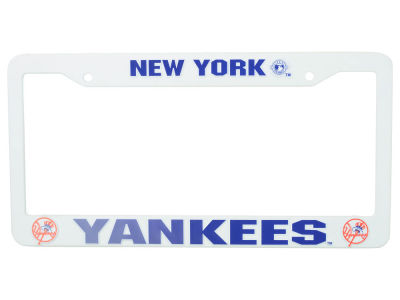 New York Yankees Plastic Frame