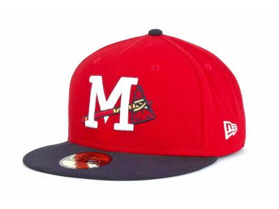 Mississippi Braves New Era MiLB AC 59FIFTY Cap