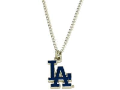 Los Angeles Dodgers Team Logo Necklace Aminco