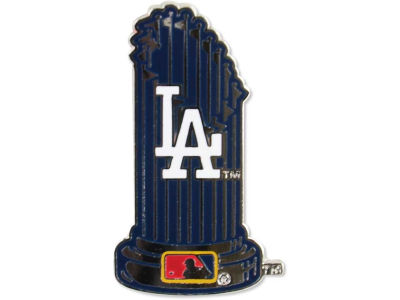 Los Angeles Dodgers Trophy Pin