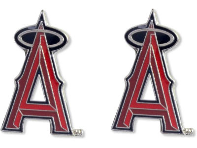 Los Angeles Angels Logo Post Earrings