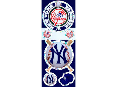 New York Yankees Prismatic Decal
