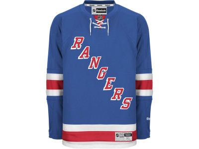 New York Rangers Reebok NHL Men's Premier Jersey