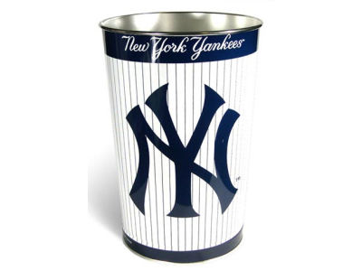 New York Yankees Trashcan