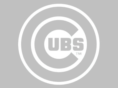 "Chicago Cubs Die Cut Decal 8""x8"""
