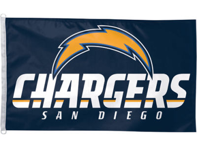 Los Angeles Chargers 3x5ft Flag