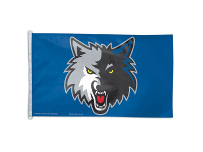 Minnesota Timberwolves 3x5ft Flag