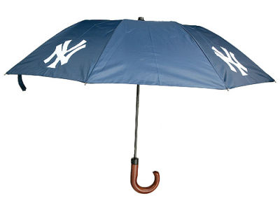 New York Yankees Woody Umbrella