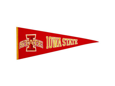 Iowa State Cyclones Wool Pennant Large