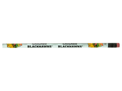 Chicago Blackhawks Single Pencil