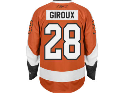 Philadelphia Flyers Claude Giroux Reebok NHL Premier Player Jersey